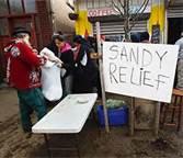 Sandy Relief