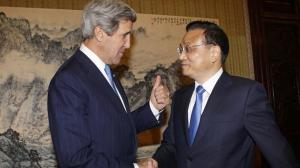 Kerry and the Chinese