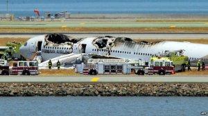 Boeing  777 Crash
