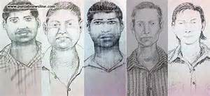 Gang Rape Suspects